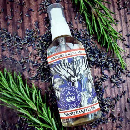 Kew Gardens Botancial Hand Sanitiser- Lavender