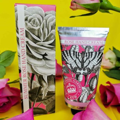 Kew Gardens Hand Cream - Summer Rose
