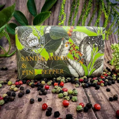 Kew Gardens Botanical Soap - Sandalwood