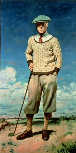 The Prince of Wales Golfing Jumper
