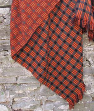 Old Welsh Blanket, Antique Tapestry AT87