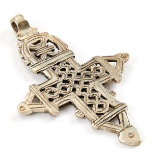 Ethiopian Coptic Cross Pendant ECP02