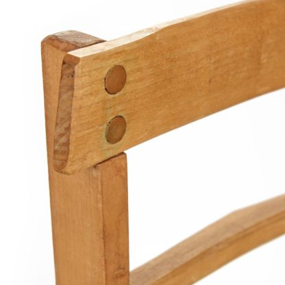Hand Made Childs Chair Detail of Workmanship