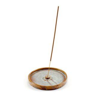 Hand Made Stoneware Incense Stick Holder
