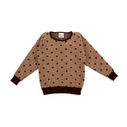 The Prince of Wales Golfing Jumper Flat