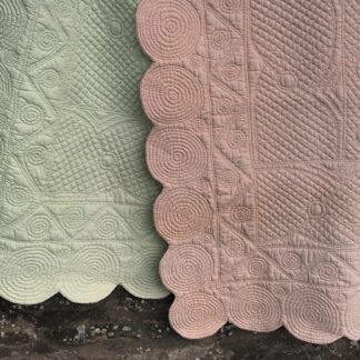 Old Antique Quilt VQ09 2