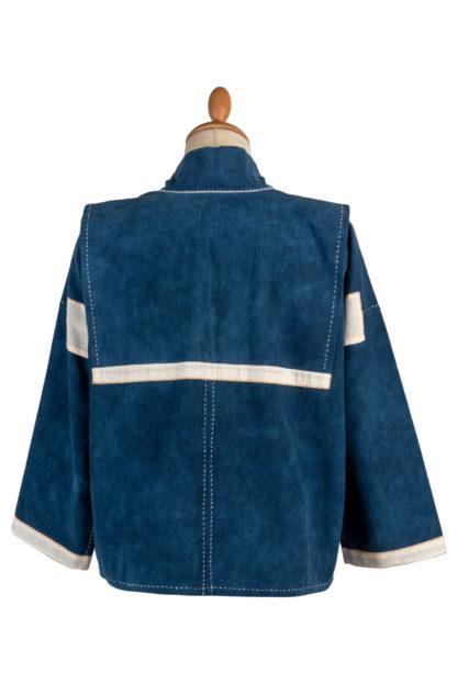 Hand Made Chinese Short Jacket CSJ02 Back