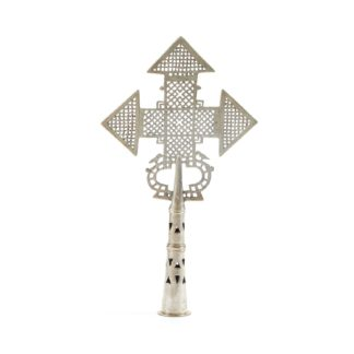 Ethiopian Coptic Cross MC06