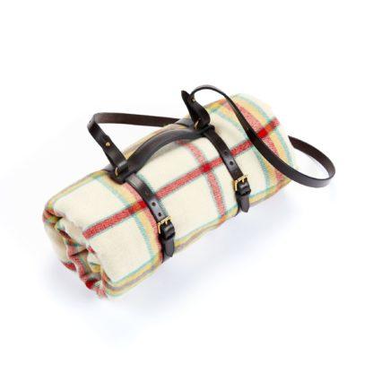 Leather Blanket Straps
