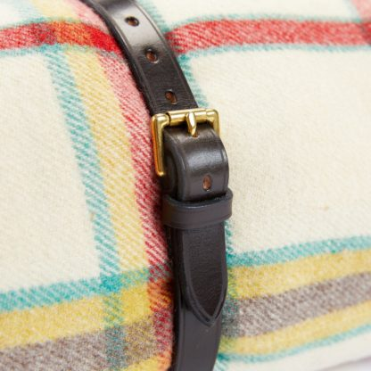 Leather Blanket Straps Detail 2