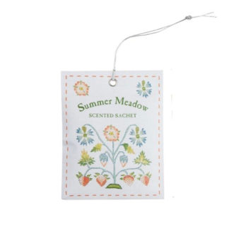 Summer Meadow Scented Drawer Sachet