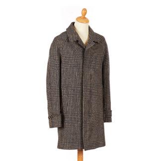 The Erne Mens Tweed Overcoat 2022